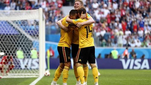 Tranh giải hạng 3 World Cup 2018: Bỉ 2-0 Anh - Ảnh 1