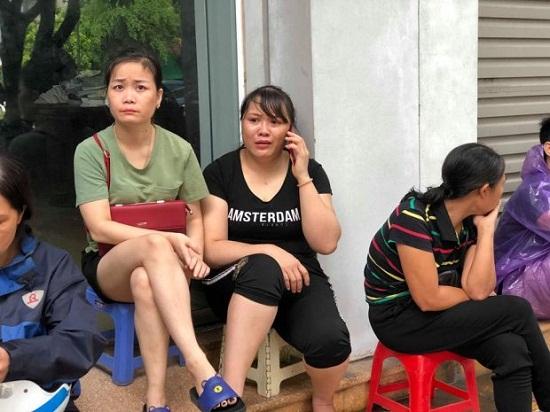 Chợ Gạo Hưng Yên lại bùng cháy dữ dội trở lại dù đã có mưa to - Ảnh 10