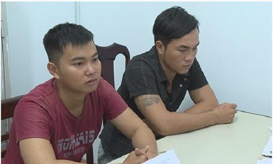 Bắt khẩn cấp hai đối tượng lừa bán phụ nữ sang Trung Quốc - Ảnh 1
