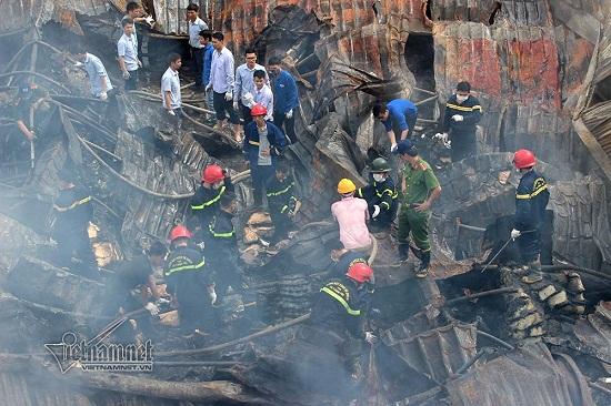 Vụ cháy chợ Gạo Hưng Yên: Tiểu thương hé lộ thông tin khó ngờ về vụ hỏa hoạn kinh hoàng - Ảnh 2