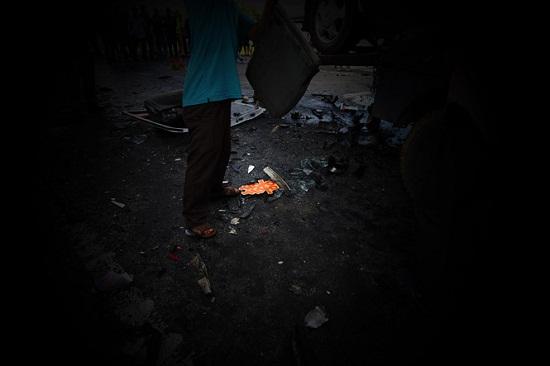 Vụ tai nạn 13 người chết ở Quảng Nam: Xót xa khăn tang dọc trắng thôn Lương Điền - Ảnh 1