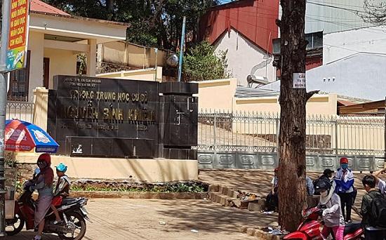 Đắk Nông: Khởi tố nữ Phó hiệu trưởng tham ô hơn 170 triệu đồng - Ảnh 1