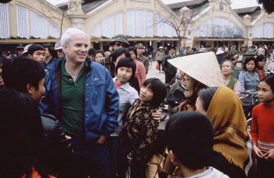 Mảnh ghép Việt Nam trong cuộc đời Thượng nghị sĩ Mỹ John McCain - Ảnh 5