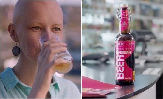 Bất ngờ loại bia giúp bệnh nhân ung thư lấy lại cảm giác thèm ăn - Ảnh 1