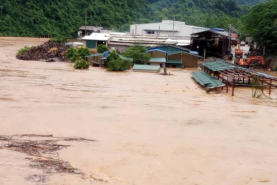 Thanh Hóa: Bác thông tin vỡ đập thủy điện Trung Sơn - Ảnh 3