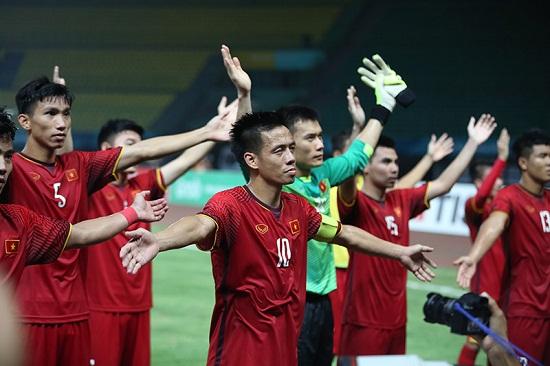 Trận tranh HCĐ giữa Olympic Việt Nam-UAE: Không đá hiệp phụ, phân thắng bại bằng chấm 11m - Ảnh 1