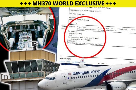 Hé lộ nội dung tin nhắn gửi tới MH370 trước khi gặp nạn chưa bao giờ được nhắc đến - Ảnh 1