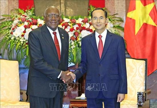 Các nước Mỹ Latinh ca ngợi vai trò của Chủ tịch nước Trần Đại Quang - Ảnh 1