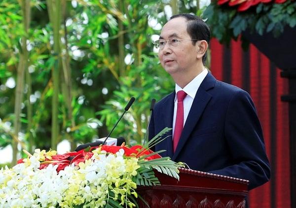 Lãnh đạo các nước chia buồn việc Chủ tịch nước Trần Đại Quang từ trần - Ảnh 1