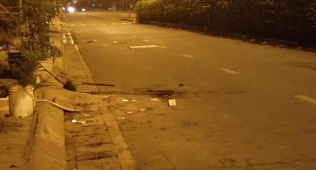 TP.HCM: Điều tra vụ nhóm công nhân bốc vác bị chém gục trong đêm - Ảnh 2
