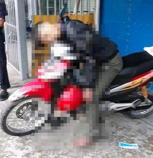 Đồng Nai: Nam thanh niên chết gục trên xe máy do sốc ma túy - Ảnh 1