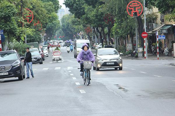Dự báo thời tiết ngày 26/1: Miền Bắc hạ nhiệt, Hà Nội xuất hiện mưa nhỏ vào sáng sớm - Ảnh 1