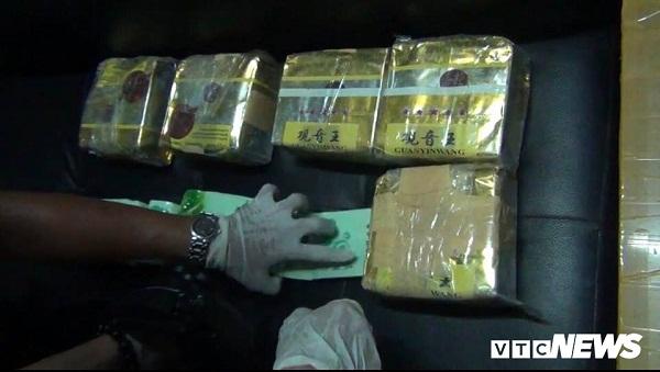 """Triệt phá đường dây """"khủng"""" vận chuyển 38 kg ma túy từ Campuchia về Việt Nam - Ảnh 2"""