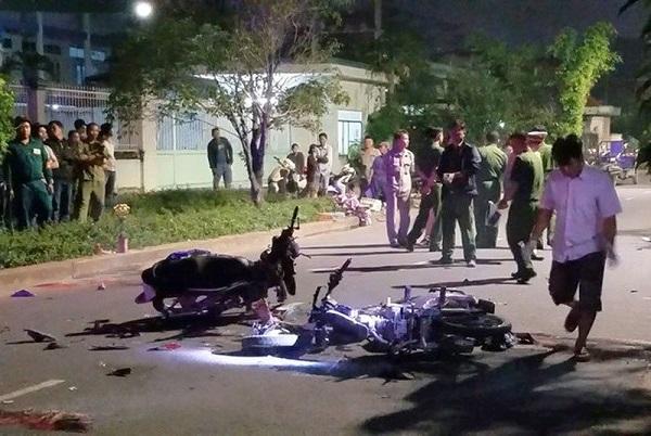 Tin tức tai nạn giao thông mới nhất hôm nay 14/10/2019:  Hai xe máy đối đầu, 4 thiếu niên tử vong - Ảnh 3
