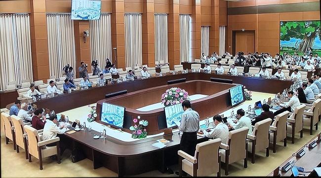 Khai mạc Phiên họp thứ 38 của Ủy ban Thường vụ Quốc hội - Ảnh 2