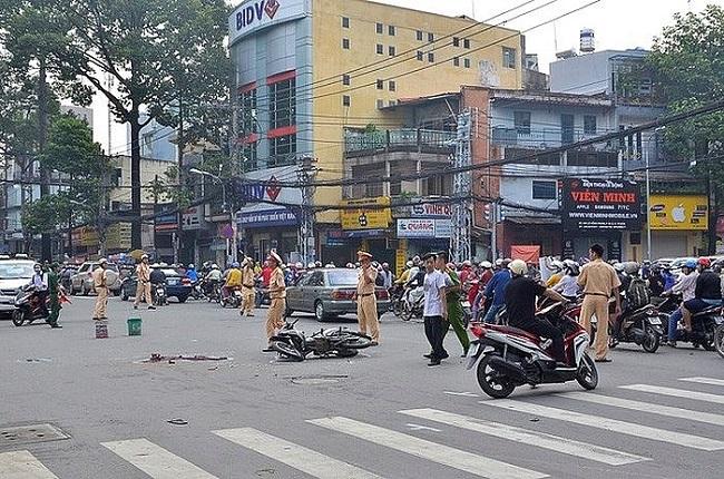 9 tháng năm 2019a, hơn 15.000 người thương vong do tai nạn giao thông - Ảnh 1