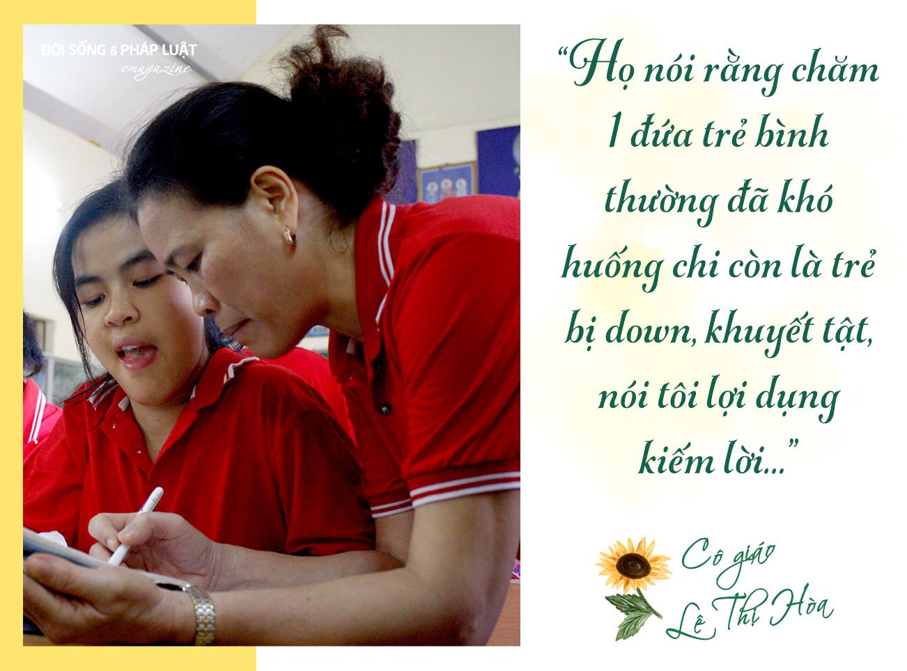 """[E] Cô giáo mang bệnh ung thư và hành trình giúp những mảnh đời """"khiếm khuyết"""" trở nên vẹn tròn - Ảnh 10"""