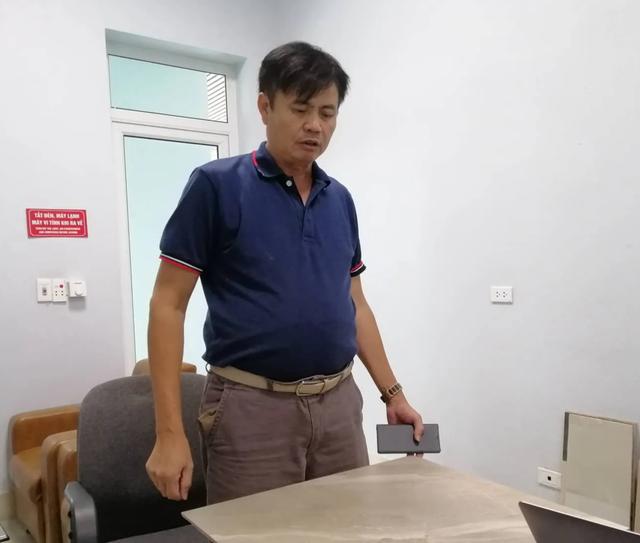 Vụ nước sạch sông Đà nhiễm dầu thải: Nội dung biên bản kiểm tra công ty Gốm sứ Thanh Hà có gì đặc biệt? - Ảnh 2