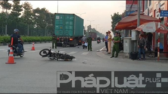 Tin tức tai nạn giao thông mới nhất hôm nay 25/10/2019: Nữ sinh Quảng Trị bị xe tải cán tử vong - Ảnh 4