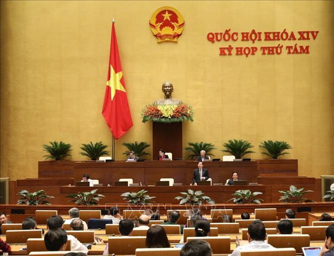 Quốc hội thảo luận về bộ máy hành chính - Ảnh 1