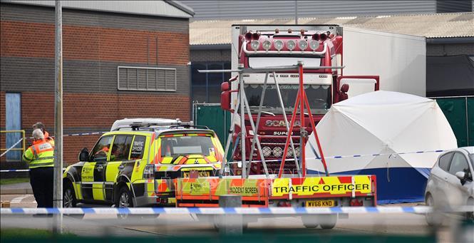 Vụ 39 thi thể trong container ở Anh: Công an lấy mẫu ADN của bố mẹ nghi có con mất tích gửi sang Anh - Ảnh 2