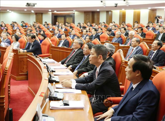 Hội nghị Trung ương 11 Khóa XII: Tiếp tục đẩy mạnh toàn diện, đồng bộ sự nghiệp đổi mới - Ảnh 4