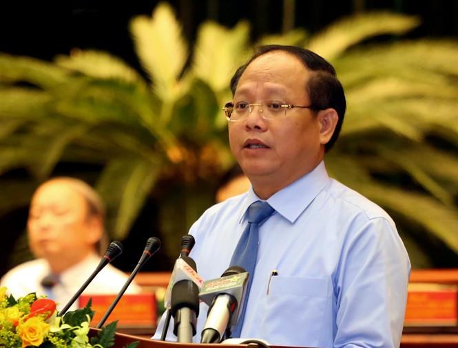 TP.HCM: Cử tri đề nghị cho ông Tất Thành Cang thôi nhiệm vụ đại biểu HĐND - Ảnh 3