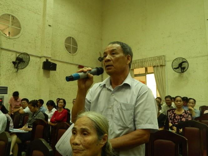 TP.HCM: Cử tri đề nghị cho ông Tất Thành Cang thôi nhiệm vụ đại biểu HĐND - Ảnh 1