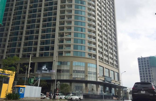 Đà Nẵng: Du khách Hàn Quốc rơi từ tầng cao khách sạn tử vong - Ảnh 1