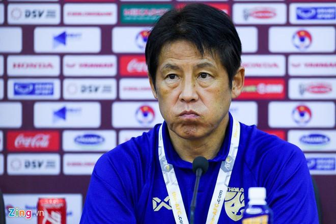 HLV Thái Lan coi Việt Nam là tấm gương, thủ môn Kawin lại nhắc về quá khứ thắng 3-0 trên Mỹ Đình - Ảnh 1