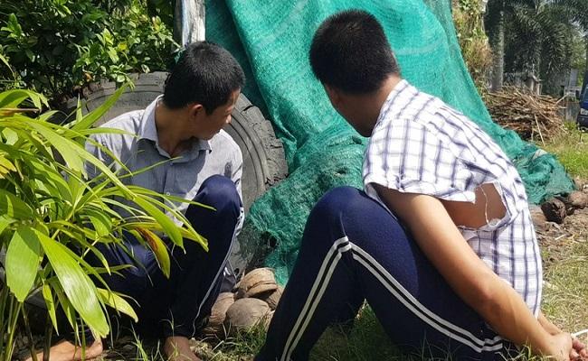 Tiền Giang: Vận động, tìm kiếm 119 học viên trốn khỏi trại cai nghiện - Ảnh 1