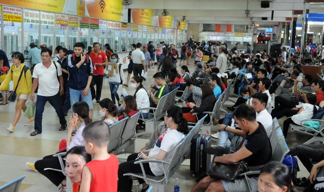 Người dân ở TP. Hồ Chí Minh có thể mua vé xe khách dịp Tết 2020 từ khi nào? - Ảnh 1