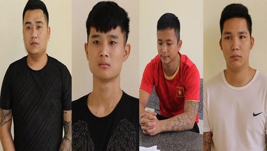 Vĩnh Phúc: 4 nữ nhân viên bị ép phục vụ tại quán karaoke để trừ nợ - Ảnh 1
