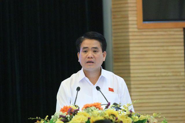 Vụ nước sạch sông Đà nhiễm dầu thải: Lãnh đạo Hà Nội nhận trách nhiệm - Ảnh 1