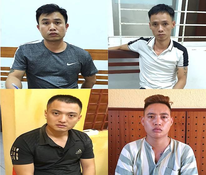 Vụ hỗn chiến, nổ súng kinh hoàng ở Bà Rịa - Vũng Tàu: Bắt tạm giam 12 đối tượng - Ảnh 1