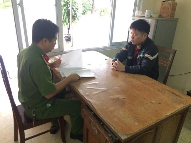 """Bắt """"ông trùm"""" tín dụng đen cho hàng trăm người vay nặng lãi  ở Tuyên Quang - Ảnh 1"""