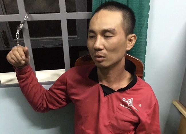 Mai phục, vây bắt phạm nhân mang án 20 năm tù trốn khỏi trại giam - Ảnh 1