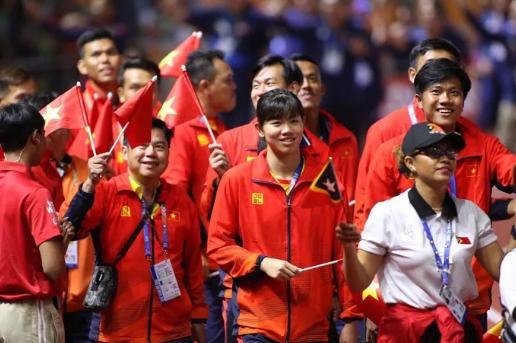 """""""Nàng tiên cá"""" Nguyễn Thị Ánh Viên được vinh danh VĐV xuất sắc nhất SEA Games 30 - Ảnh 1"""