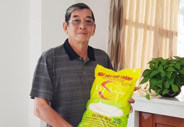 Thương hiệu gạo ngon nhất thế giới ST25 bị làm nhái tràn lan: Cần chiến lược bảo vệ và nâng tầm giá trị hạt gạo Việt - Ảnh 1