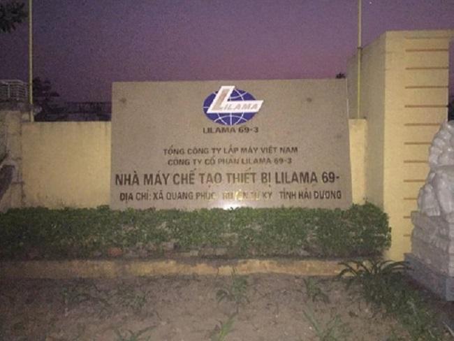 Vụ nổ bình oxy tại nhà máy Lilama 69-3: Viện Khoa học Hình sự lấy mẫu giám định - Ảnh 1