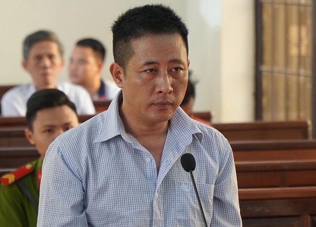 18 năm tù cho nguyên Trung úy CSGT bắn chết bạn trai của con người tình - Ảnh 1