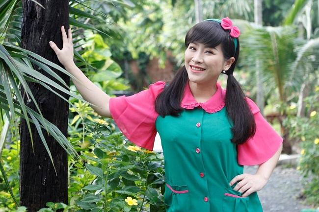 Nghệ sỹ hài Kiều Linh: Bỏ tiền tỷ đầu tư làm hài trên mạng, hạnh phúc... đếm views - Ảnh 1
