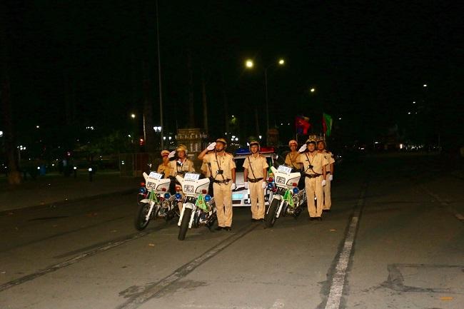 Công an tỉnh Đồng Nai ra quân trấn áp các loại tội phạm trên địa bàn - Ảnh 2