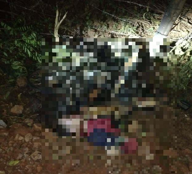 Đắk Lắk: Bàng hoàng phát hiện thi thể nam thanh niên cháy xém cạnh xe máy - Ảnh 1