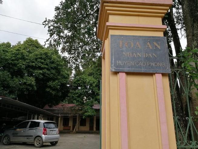 Vụ Chánh văn phòng TAND huyện bị truy nã: Gia đình vẫn chưa hết bàng hoàng, không tin là sự thực - Ảnh 1