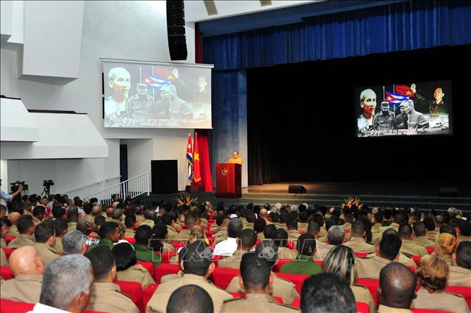 Cuba tôn vinh truyền thống anh hùng của Quân đội Nhân dân Việt Nam - Ảnh 2