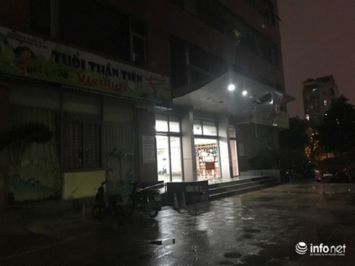 Hà Nội: Người phụ nữ nghi bị trầm cảm rơi từ tầng cao chung cư xuống tử vong - Ảnh 1