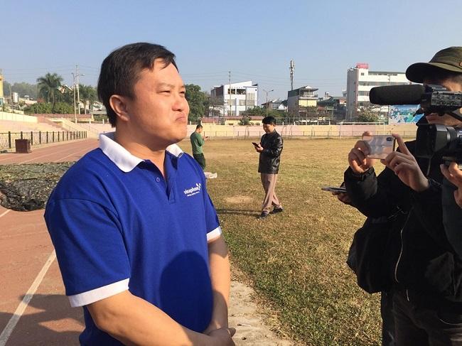 Cận cảnh sân vận động diễn ra phiên xét xử vụ nữ sinh giao gà bị sát hại ở Điện Biên - Ảnh 5