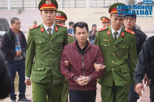 Cận cảnh 9 bị cáo trong vụ án sát hại nữ sinh giao gà bị sát hại ở Điện Biên - Ảnh 1