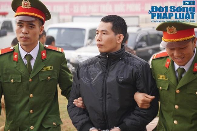 Cận cảnh 9 bị cáo trong vụ án sát hại nữ sinh giao gà bị sát hại ở Điện Biên - Ảnh 2